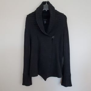 Calvin Klein Dark Gray Sweater - S P